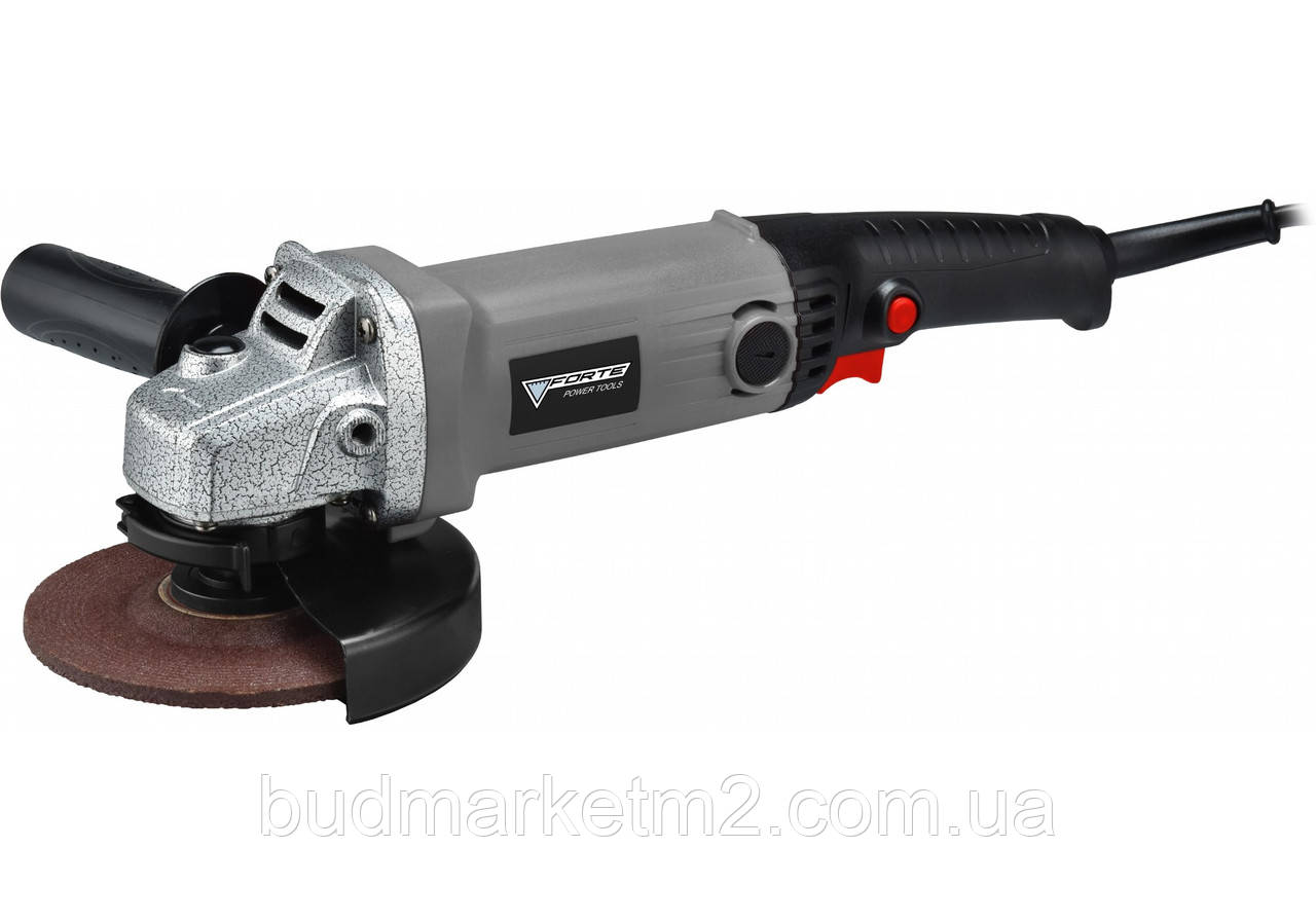 Шлифмашина угловая Forte AG 12-125