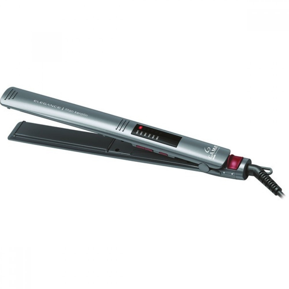 Выпрямитель для волос Ga.Ma ELEGANCE LED Titan Keratin(GI0209)
