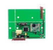 Модуль-приемник для подключения датчиков Ajax к беспроводным охранных и smart home систем uartBridge