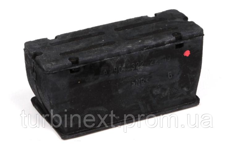 Подушка рессоры (передней/нижняя) MB Sprinter 96- (пластик) (R) MERCEDES 9013222219