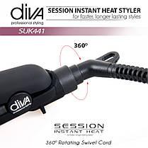 Выпрямитель для волос Diva Premium Session Styler(D441), фото 2