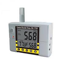 Стационарный термогигрометр / контроллер СО2  - AZ-7722, Термогігрометр СО2  - AZ-7722