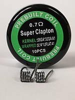 Coil (спираль) / pornocoils Super Clapton 0.7
