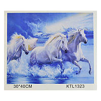 Картина по номерам KTL 1323 (30) в коробке 40х30