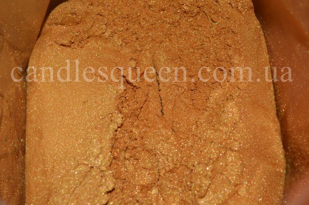 Перламутровый пигмент золото 500г
