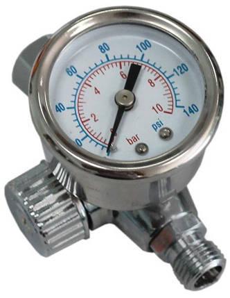 Регулятор тиску повітря для краскопультів FR5 AUARITA, фото 2