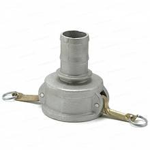 Швидкороз'ємне з'єднання Камлок (Camlock) type-CR