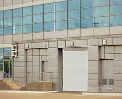 Гаражные роллетные ворота Alutech, 3500х3000, профиль AG/77 с встроенным монтажом