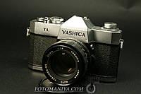 Yashica TL kit Yashinon-DS 50mm f1,4  , фото 1