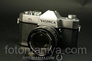 Yashica TL kit Yashinon-DS 50mm f1,4