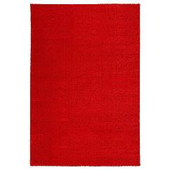 Ковёр с коротким ворсом IKEA LANGSTED 133x195 см красный 304.080.45