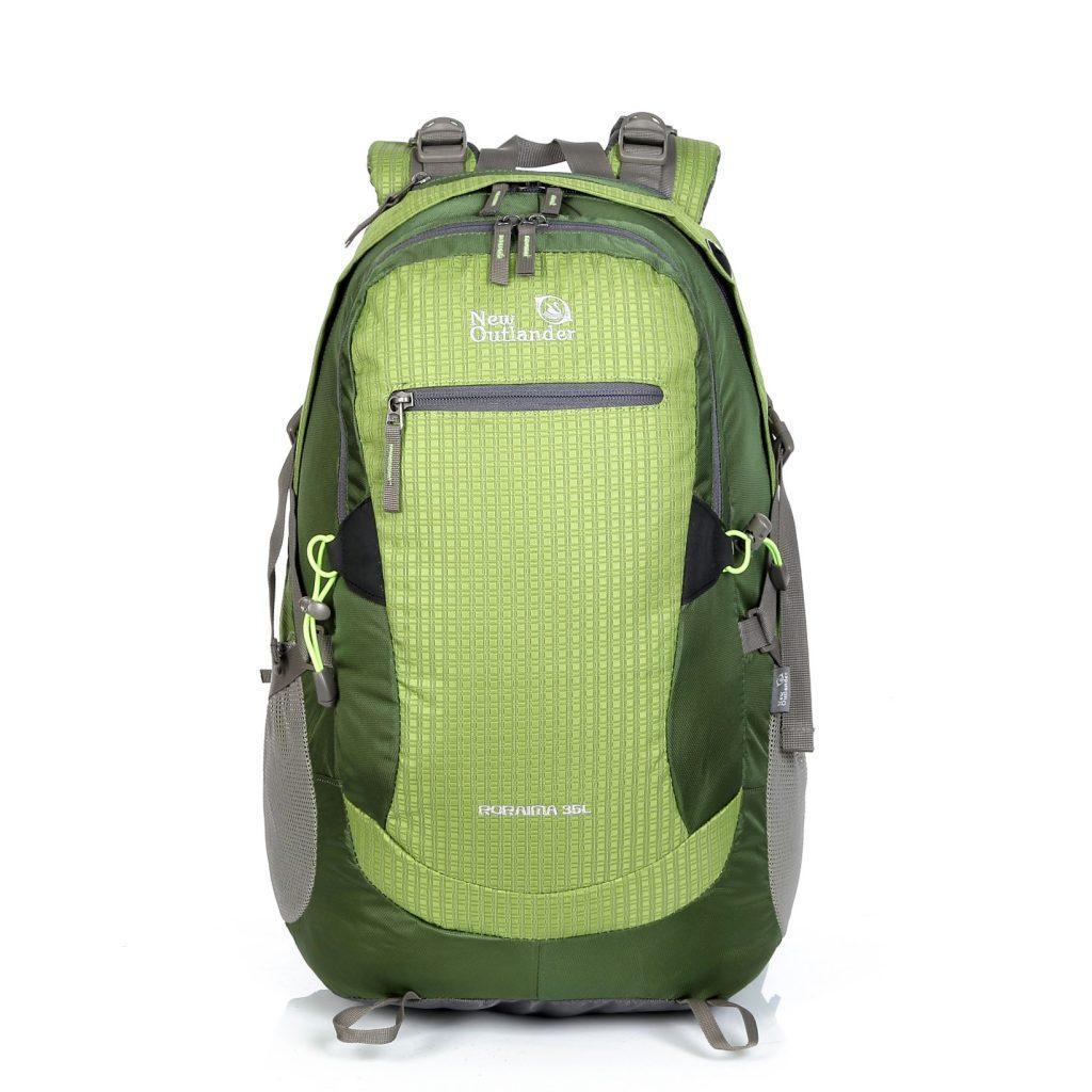 Рюкзак туристический New Outlander 35 л /2239/зеленый