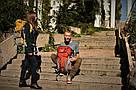 Рюкзак для путешествий 45-50 литров New Outlander зеленый, фото 7