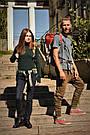 Рюкзак для путешествий 45-50 литров New Outlander зеленый, фото 9