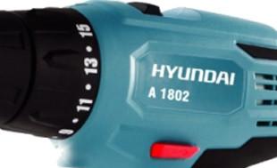 Аккумуляторный шуруповерт Hyundai A 1802  - РЕВЕРС Реверсное вращение позволяет легк...