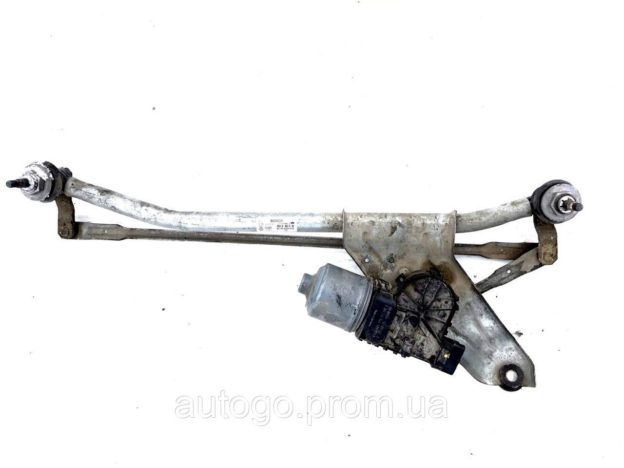 Трапеция дворников Renault Logan Sandero Duster 8200619512 3397020879, фото 1