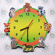 Настенные часы для кабинета Логопеда