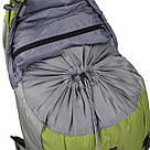Рюкзак для туризма на 45-50 литров New Outlander зеленый (AV 1009) , фото 4