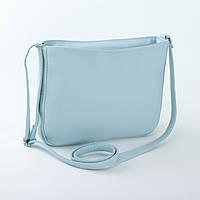 Маленька жіноча сумка блакитний флай_склад_z
