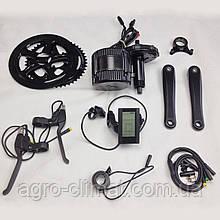 Электромотор Bafang BBS01B 36V 500 W дисплей C790 электрический комплект для велосипедов