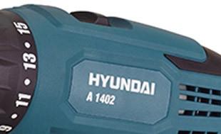 Аккумуляторный шуруповерт Hyundai A 1402  - ДВА РЕЖИМА РАБОТЫ Портативный шуруповерт...