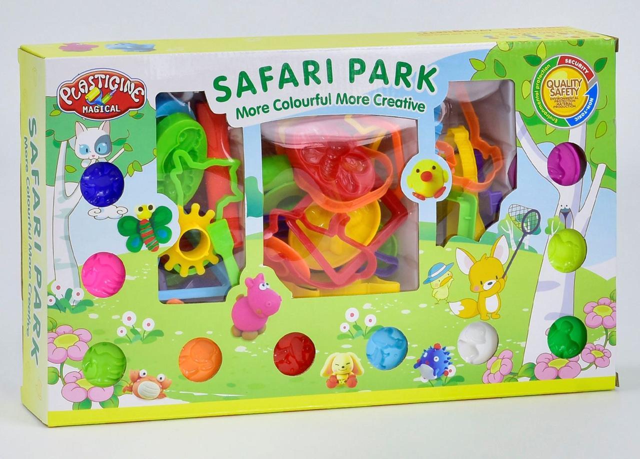 "Тесто для лепки ""Сафари Парк"" 9256"