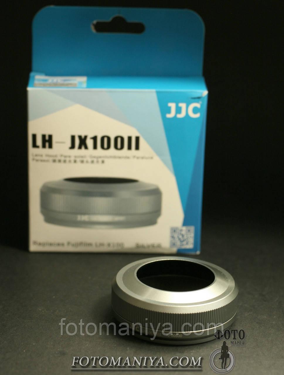 Бленда + фильтр-адаптор JJC LH-JX100 II for Fujifilm X100