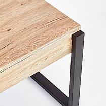 Журнальный стол CAPRI 110*64(дуб сан ремо)  (Halmar), фото 3