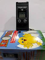 Цифровой терморегулятор для инкубаторов любых видов.