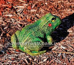Садовая фигура Квакша и Лягушка с лягушонком, фото 2