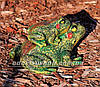 Садовая фигура Квакша и Лягушка с лягушонком, фото 6