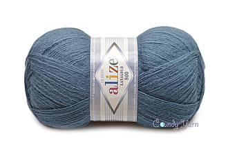 Alize Lanagold 800, Темный джинс №381