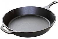 Сковорода чугунная 25,6 см L8SK3 LODGE, фото 1