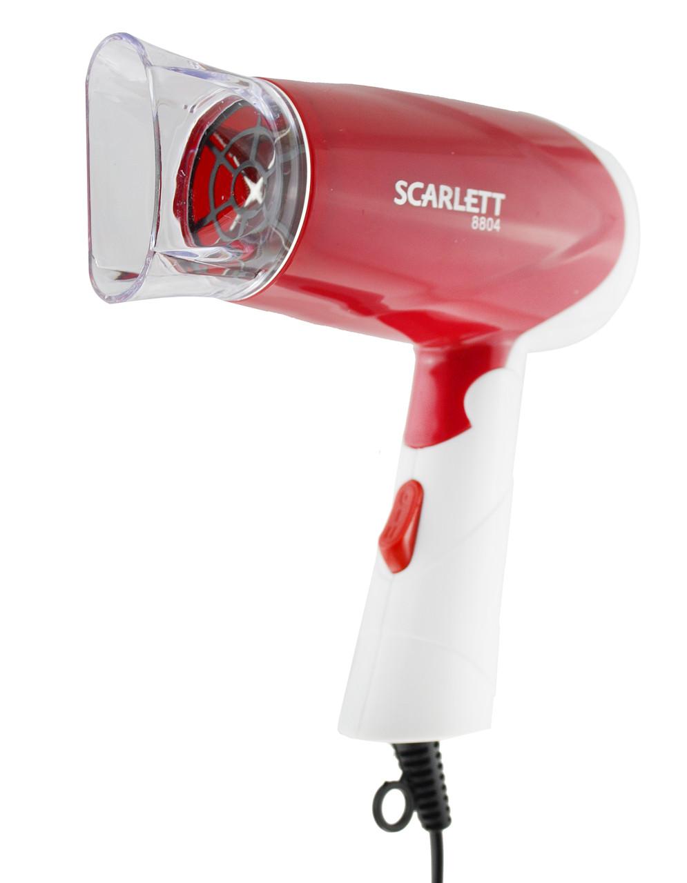 Компактний фен (Дорожній) Scarlett SC-8804 1000W