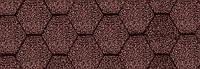 Гибкая битумная черепица Katepal Classic KL, коричневый