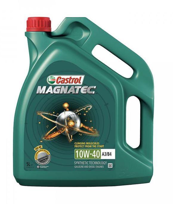 Castrol Magnatec 10W-40 A3/B4 5л
