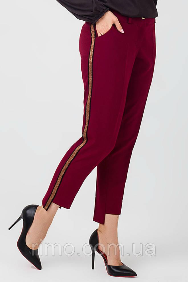 Женские брюки с лампасами Шарлотта (2 цвета)