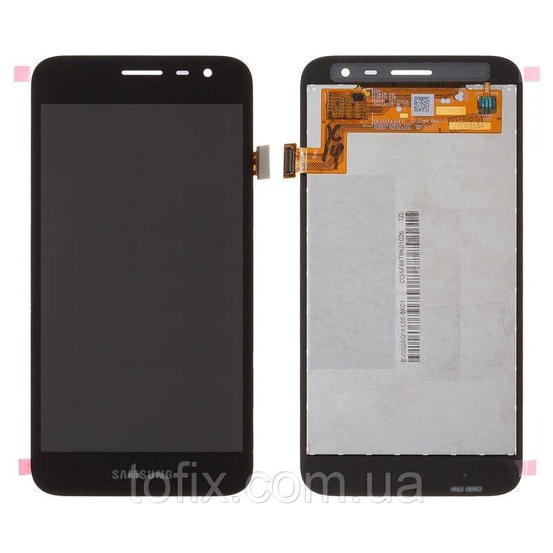 Дисплей для Samsung J260 Galaxy J2 Core (2018), модуль в зборі (екран і сенсор), оригінал (Super AMOLED)