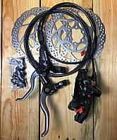 Тормоз гидравлический Shimano BL-M445/BR-M447 комплект, фото 1