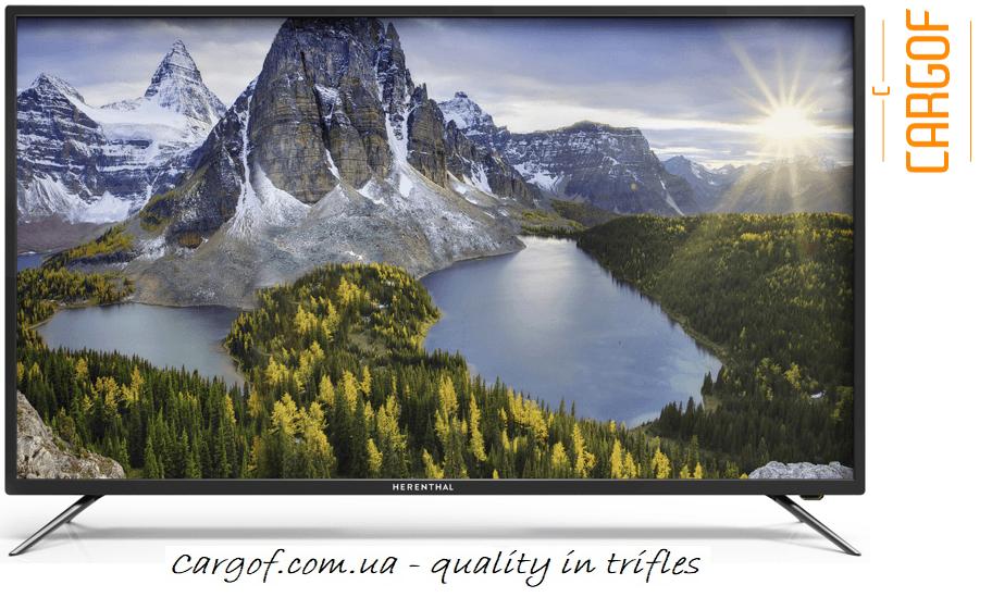 """Телевізор Herenthal @ X50ST18191001 Smart TV 50"""" (Гарантія 1 рік)"""