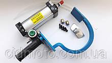 Станок шиномонтажный, ручной, пневматический для скутеров и мотоциклов