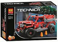 """Конструктор Bela 10824 """"Служба быстрого реагирования"""" 513 деталей. Аналог Lego Technic 42075, фото 1"""