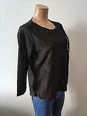 Кофта, батник женский трикотажный модный высокого качества TITANESS, Турция, фото 3