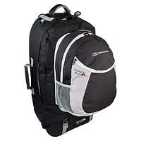 Рюкзак туристический Highlander Explorer Ruckcase 80+20 Black, фото 1