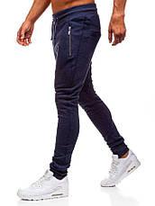 Мужские качественные спортивные штаны Квин 2 цвета в наличии, фото 3