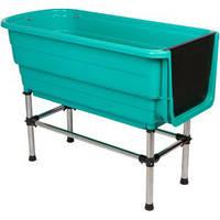 Ванна для груминга124,5x69,5x90 см Blovi Booster Pet Tube