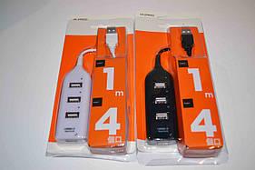 USB хаб на 4 порта XD4