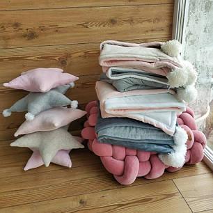 Детские пледы, одеяла, подушки, фотофоны.