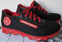 Jordan! літні чорні чоловічі спортивні кросівки сітка шкіра репліка весняне  чоловіче спортивне взуття 4f1d412406fe4
