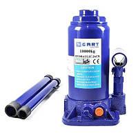 Домкрат гидравлический бутылочный Gart Lifting 10T